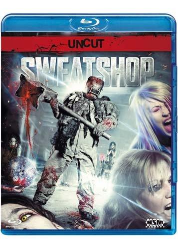 Sweatshop [Blu-ray] UNCUT! in der 10 Minuten längeren Version