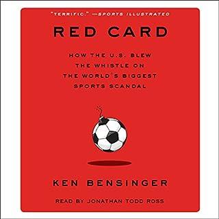 Couverture de Red Card