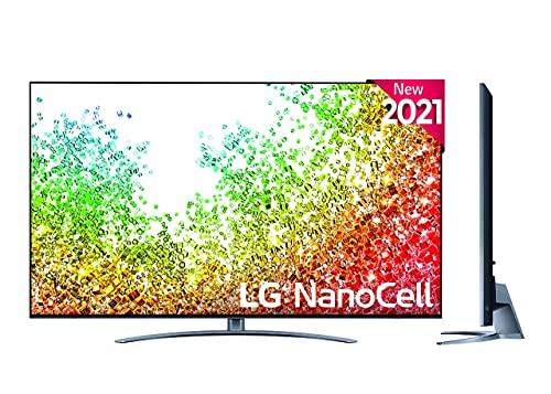 """Televisor LG - Televisión LG 8K NanoCell 966PA 65"""" (164 cm), SmartTV webOS 6.0, Procesador Inteligente 8K ?9 Gen4 con AI, Gaming Pro TV, Compatible con el 100% de formatos HDR, HDR Dolby Vision, Dolby Atmos"""