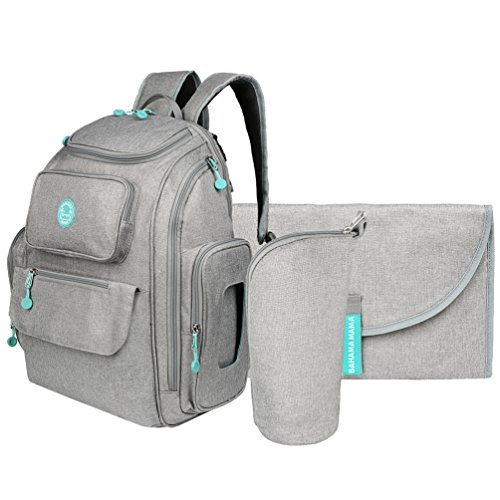 Wickelrucksack Vbiger Fashion Design USB Port Laptopfach