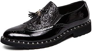 [MUMUWU] ビジネスシューズ メンズ 紳士靴 革靴 本革 高級靴 フォーマル 冠婚葬祭 カジュアル