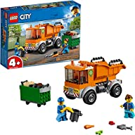 LEGO City Great Vehicles Garbage Truck 60220 Building Kit (90 Pieces) Set with Box