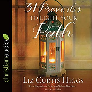 31 Proverbs to Light Your Path audiobook cover art