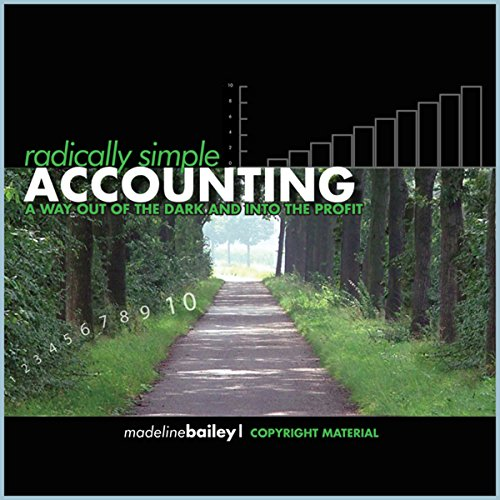 Radically Simple Accounting audiobook cover art