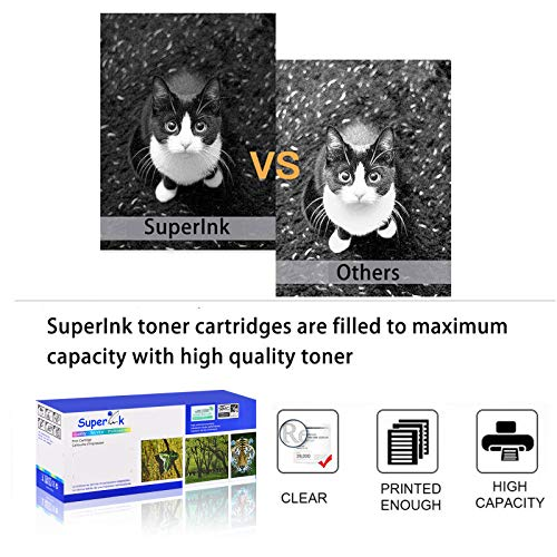 SuperInk 2 PK Black Toner Cartridge Replacement Compatible for Samsung MLT-D101S MLTD101S to use with SCX-3405W ML-2165W SCX-3405FW ML-2161 ML-2166W ML-2160 ML-2165 SCX-3400F SCX-3401FH Photo #5