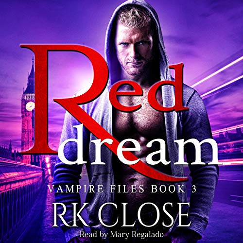 Red Dream audiobook cover art