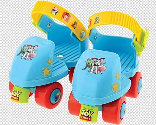 Disney Kinder Rollschuhe, verstellbar, Toy Story