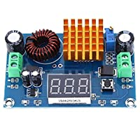DC-DC電圧レギュレータステップアップコンバータ電源モジュール3-35V〜5V-45V 5A