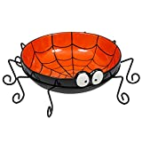 DII Halloween Accessories Party Décor, 14.7x13.5x6.3, Spider Candy Dish