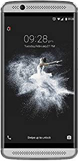 ZTE SIMフリースマートフォン ZTE AXON 7 MINI(クオーツグレー) AXON7_MINI/GRAY