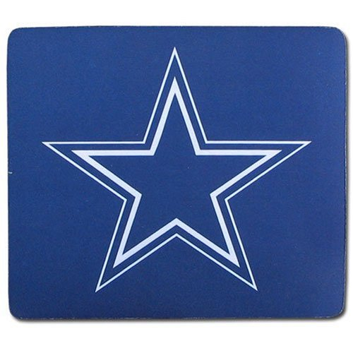 NFL Dallas Cowboys Neoprene Mouse Pad
