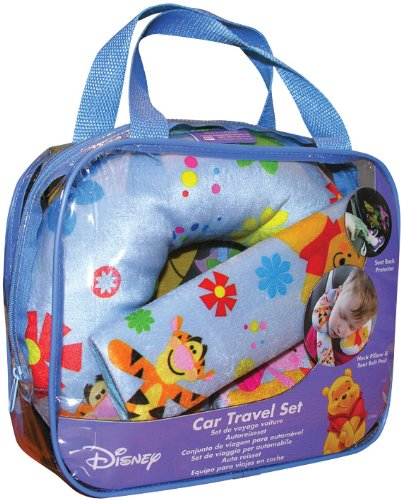 Winnie The Pooh de voiture de voyage