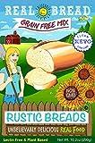 Paleo-Keto Friendly-Grain Free Rustic Bread Mix 10.2 oz