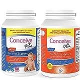 Motility Booster – Conceive Plus Mens Fertility 60 + Sperm Motility Supplement 60 Capsules