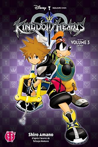 Kingdom Hearts II, Intégrale Tome 3