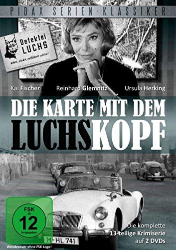 Pidax Film- und Hörspielverlag Alive AG Die mit dem Luchskopf Die Bild