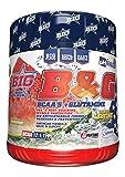 BIG B&G BCAA's + Glutamina 12:1:1 400 gr - Mango-Piña