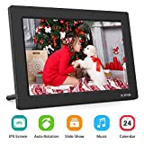Digital Photo Frame 10.1 Inch, BOIFUN Digital Picture Frame with 1280x800 HD IPS