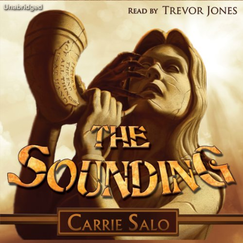 The Sounding audiobook cover art