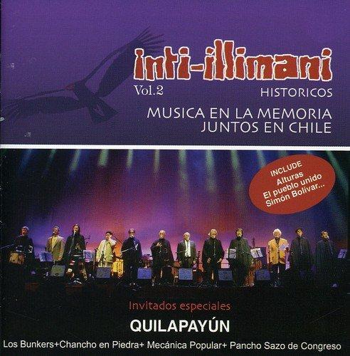 Historicos Vol.2 + Quilapayun