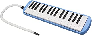 ammoon 32 Piano Keys Melodica Musical Instrument for Music Lovers Beginners Gift with Carrying Bag