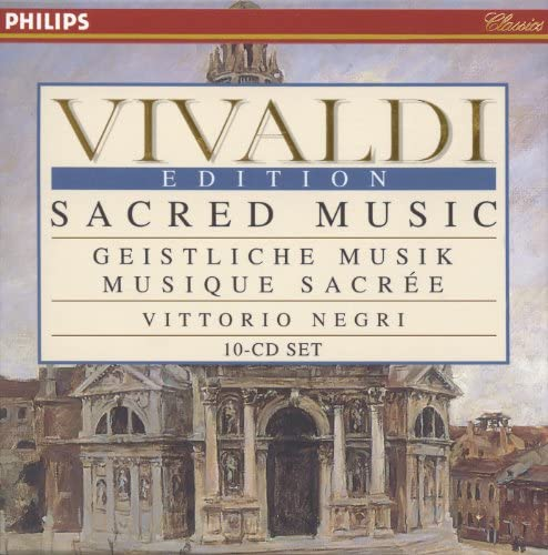 Various artists, English Chamber Orchestra & Vittorio Negri