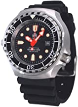 Tauchmeister 1000m Diver Watch - Sapphire Glass - Helium Valve T0078