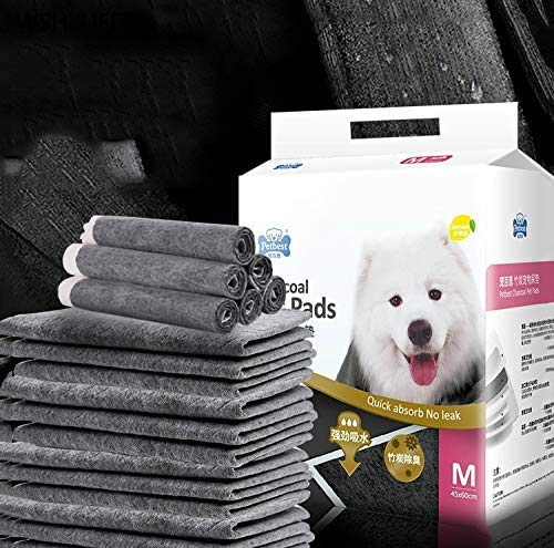 Pet training mat Disposable hond luier vervanging pad waterdicht kat pad verdikking aan super absorberende bamboe houtskool geur te verhogen trainingsmat,puppy training pad,dljyy