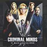 Criminal Minds 2022 Calendar: Perfect Mini Calendar 2022 16-month from September 2021 to December 2022 in mini size 7x7 inch