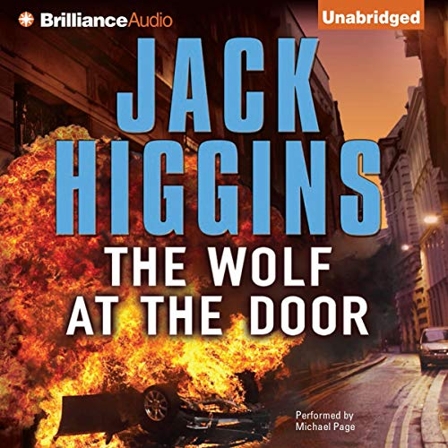 The Wolf at the Door Audiobook By Jack Higgins cover art