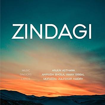 Zindagi (feat. Anirudh Bhola & Aman Sibbal)