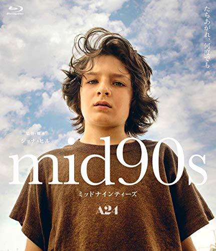 【Amazon.co.jp限定】mid90s ミッドナインティーズ デラックス版(ミニポスター2枚付) [Blu-ray]