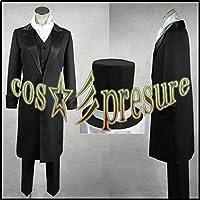 1897 【cos-presure】D.Gray-man ティキ ミック 風☆彡コスプレ衣装