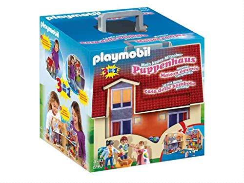 PLAYMOBIL Dollhouse Casa de Muñecas Maletín