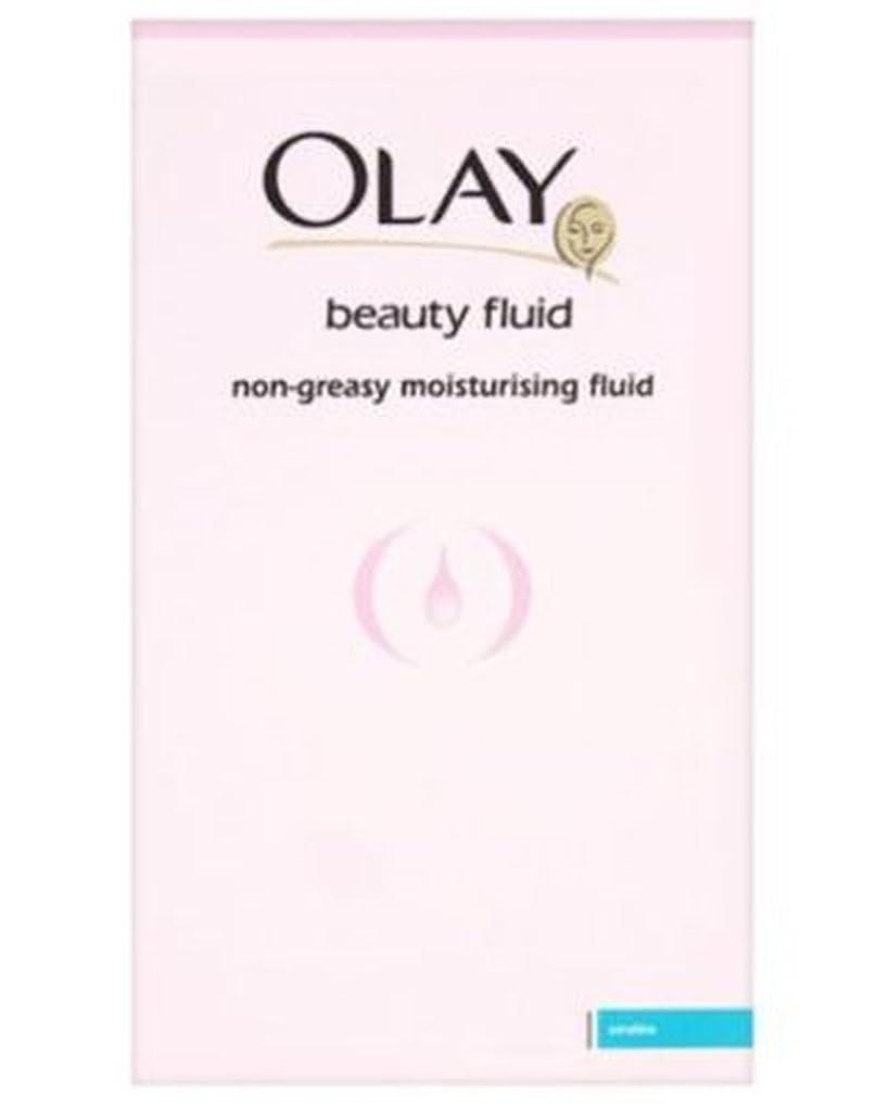 変形傾斜アナロジーOlay Essentials Beauty Fluid Sensitive Day Fluid 200ml - オーレイの必需品美容液敏感日流体200ミリリットル (Olay) [並行輸入品]