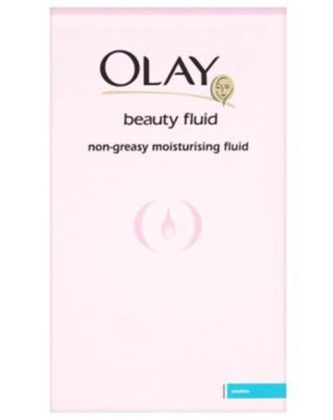 注入ぎこちない威するオーレイの必需品美容液敏感日流体200ミリリットル (Olay) (x2) - Olay Essentials Beauty Fluid Sensitive Day Fluid 200ml (Pack of 2) [並行輸入品]