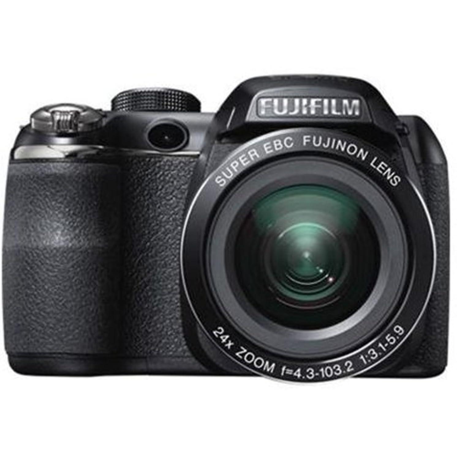 Fujifilm FinePix S4250 14MP 24x Optical Zoom Digital Camera (Black)