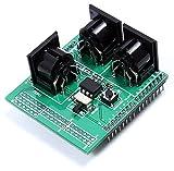 MIDIインターフェイス・シールド (MIDI Breakout for Arduino) (緑)