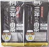 葉桐 三年熟成番茶 ティーバッグ 2本セット 5g×15袋×2本