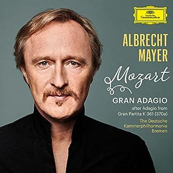 Mozart: Gran Adagio (Arr. Spindler for Oboe, Violin, Cello and Orchestra After Adagio from Gran Partita, K. 361/370a)