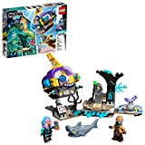 Youngsters get to combine physical and digital play in an amazing, single or multiplayer, augmented reality (AR) experience with this LEGO Hidden Side set, featuring J.B.'s submarine and a Bay of Souls seabed setting This augmented reality (AR) LEGO ...
