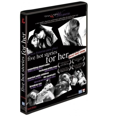 DVD EROTIC PORN FIVE HOT STORIES FOR HER