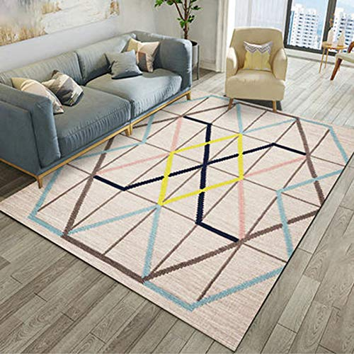European-Style Modern Minimalist Coffee Table Sofa Carpet Office Bedside Non-Slip Thick Mats Living Room Bedroom Hotel Bed And Breakfast Carpet