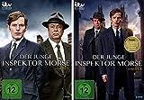 Der junge Inspektor Morse - Staffel 3+4 im Set - Deutsche Originalware [4 DVDs]
