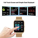 Zoom IMG-1 canmixs smartwatch orologio fitness donna
