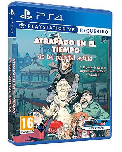 Avance - Atrapado en el Tiempo: De tal palo, tal astilla (PS4)