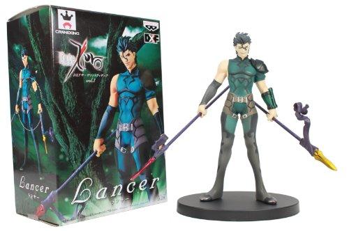 Premio Banpresto Fate / Zero Fate / Zero Siervo DXF figura vol.1 Lancer solo art?culo (jap?n importaci?n)