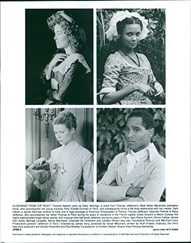 Vintage photo of Portraits of actor and actresses of movie
