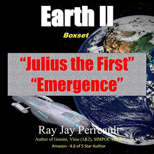 Earth II - Books 5 & 6 cover art