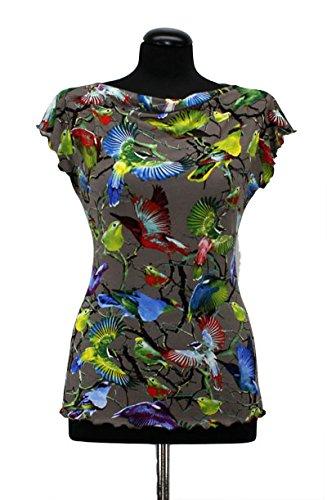 Schnittquelle Damen-Schnittmuster: Shirt Milano (Gr.42) - Einzelgrößenschnittmuster verfügbar von 36 - 52